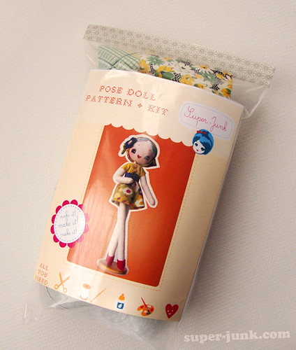 Pose doll kit | by Super*Junk