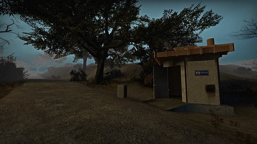 Seaholm L4D2 - Outhouse | by ZapWizard