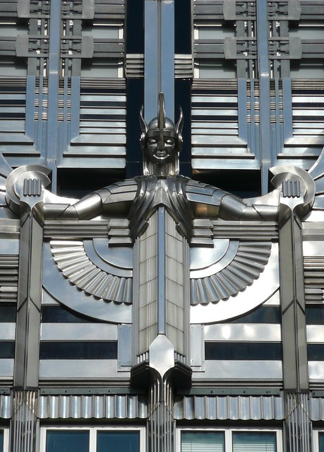 Syracuse, NY Niagara-Mohawk Power Building ~ Spirit of Light