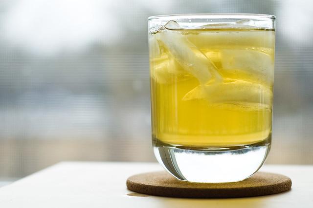 Iced Green Tea: Part 3