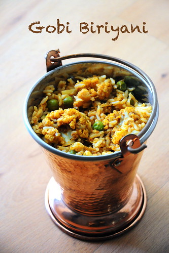 Cauliflower / Gobi Biryani | by Edible Garden (Nags)