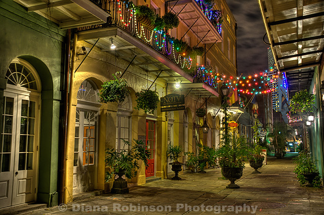 Exchange Alley, New Orleans