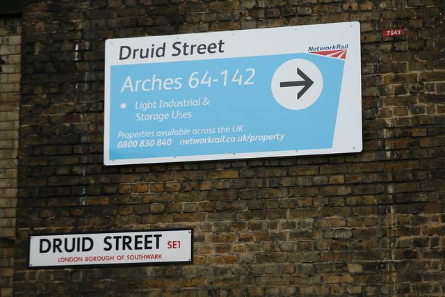 Druid Street Bermondsey