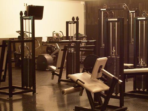Corbett Fitness Center Exercise Equipment | by NMSU Insider