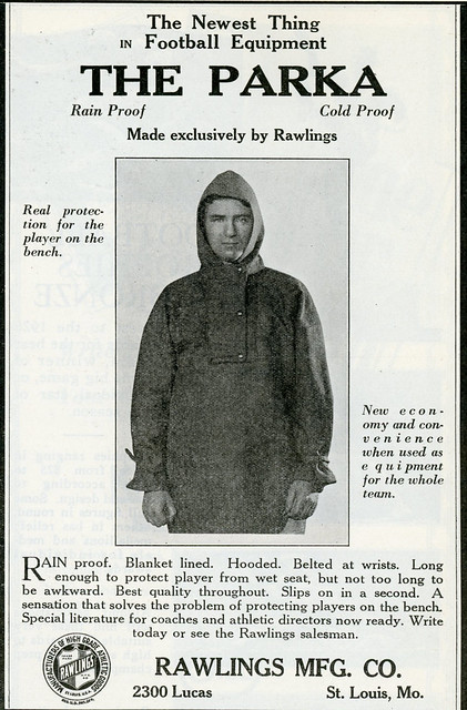 Rawlings Mfg Parka