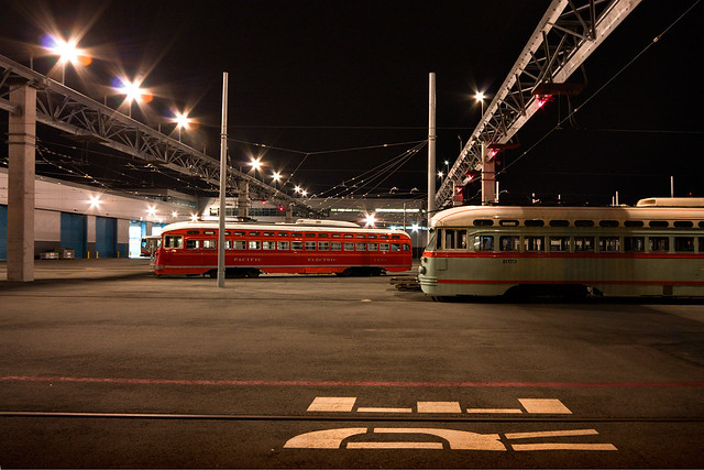 RE: Pacific Electric