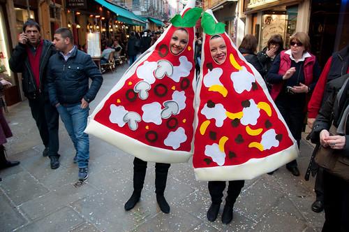 PIzza Girls in Venice | by gminguzzi