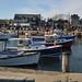 Fishing boats in Rockport, Massachusetts