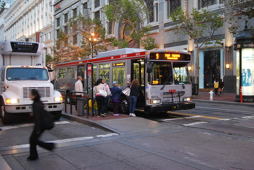 Muni 8413 Mkt & 5 9-9-10   by THE Holy Hand Grenade!