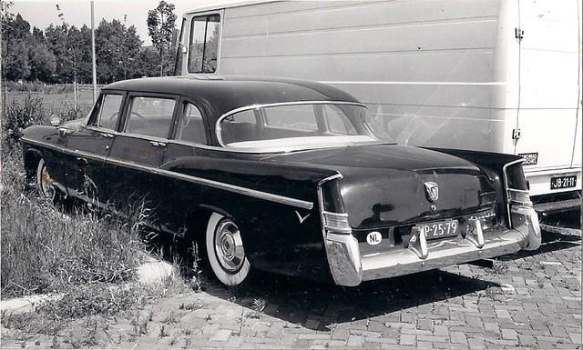 1956 Chrysler Windsor 9-persoons