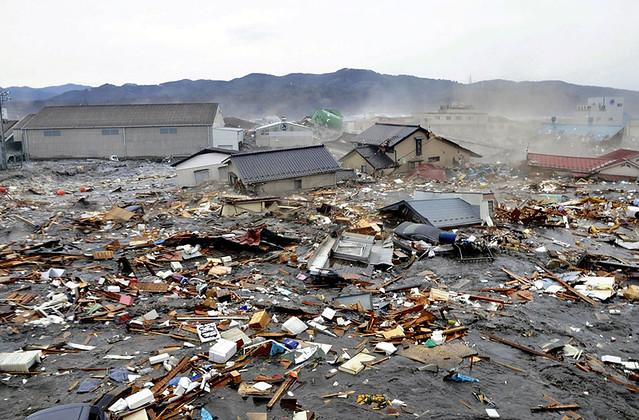 Japan 日本 March 2011 — Tōhoku earthquake and tsunami (東北地方太平洋沖地震) 311