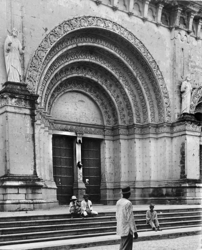 Manila Cathedral, Intramuros, Manila, Philippines, Unknown date (Early 20th century up to 1930)