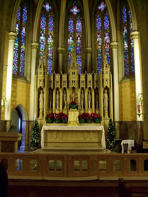 Cathedral Chapel of St. Lawrence, Harrisburg, PA