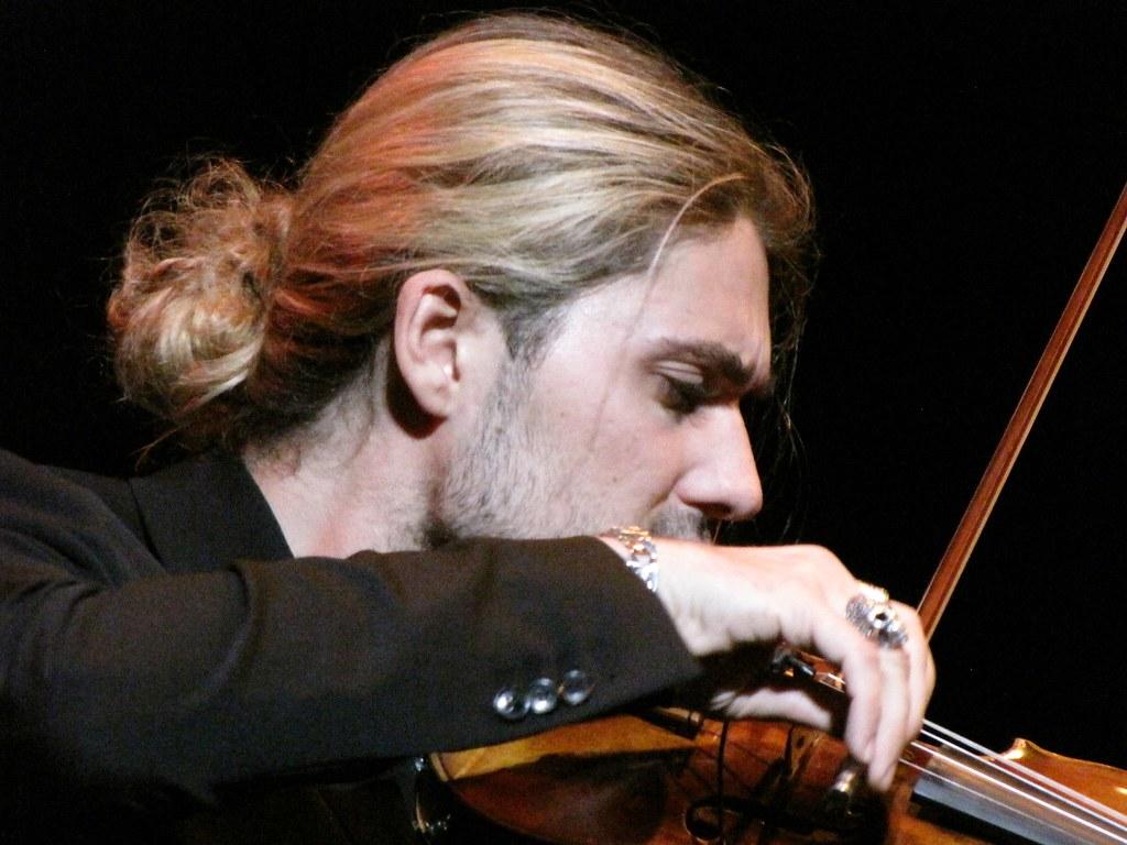 David Garrett: World-class rock violinist performs live in… | Flickr