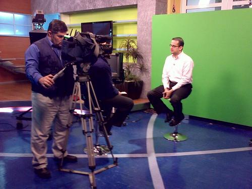 Detrás de las cámaras: dosensocial en Televisa | by dosensocial