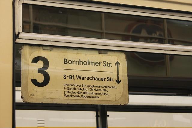 Historische Berliner Straßenbahnen (3)