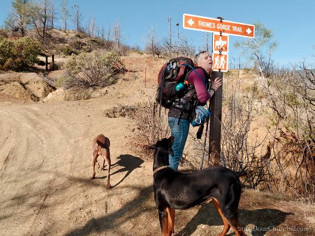 d/037•y/03 • 10 mile day hike • 06 Feb 11