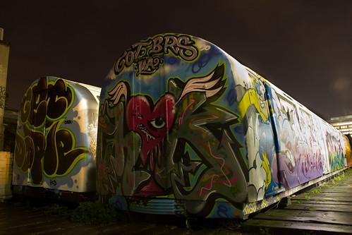 Train Cars | by AdversMedia
