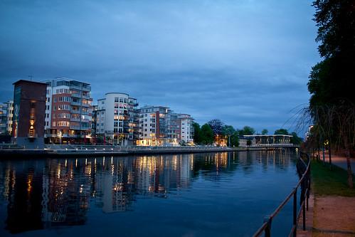 Nissastrand, Halmstad, Sweden   by Jacob Wodzyński