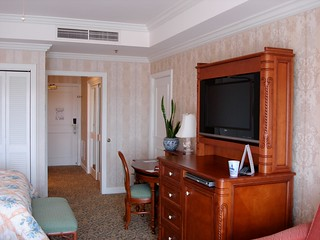 Desk and TV Hutch at the Grand Floridian | by AmyMcHodges