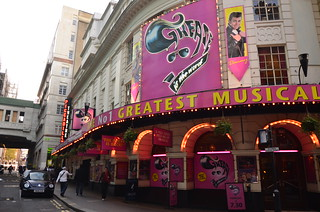 Grease The Musical at the Piccadilly Theatre, London | by Ben Sutherland