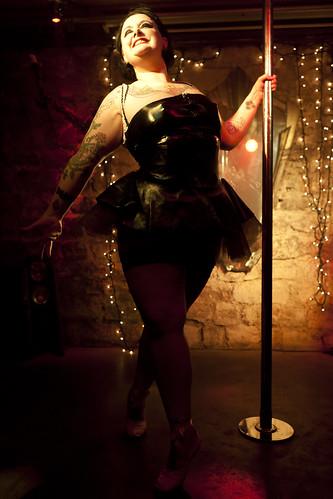 Burlesque Strip-Tease Battle (72) - 27Nov10, Paris (France