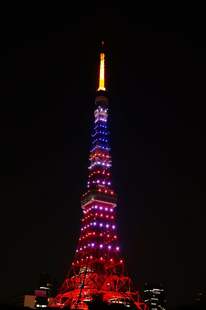 Tokyo Tower USA Color