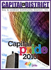 Capital Pride Poster 2010 by sebastien.barre