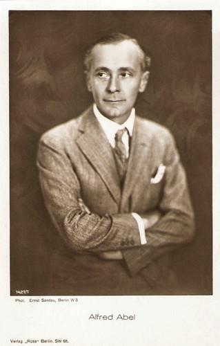 Alfred Abel