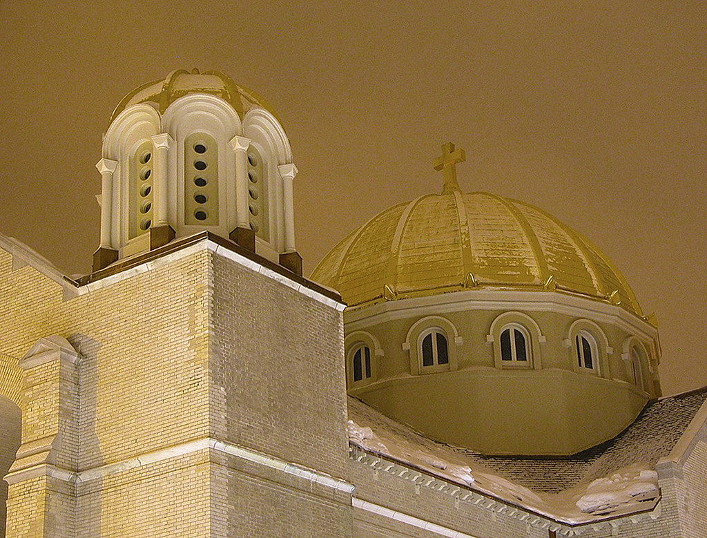 Holy Trinity Church — Greek Orthodox Archdiocese of Americ
