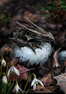 Hatchling | by mysticpagan