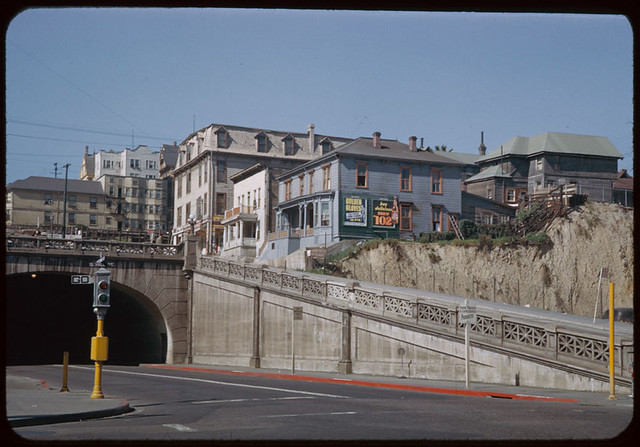 L.A. - 2nd and Hills 1950s