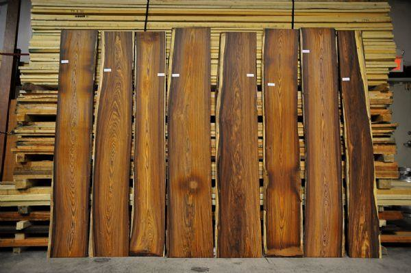 Exotic Cocobolo Wood Slabs Now Available At Hardwoods Inc