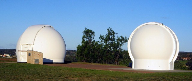 UWS Rotary Observatory Domes