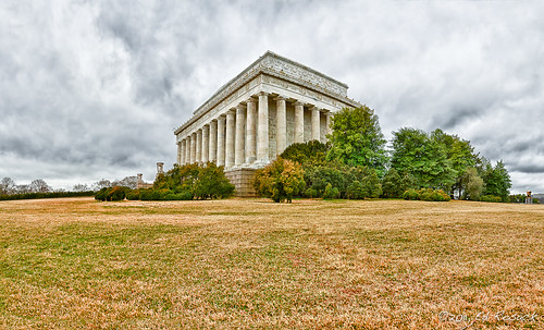 The Lincoln Memorial and me | by Ed Rosack