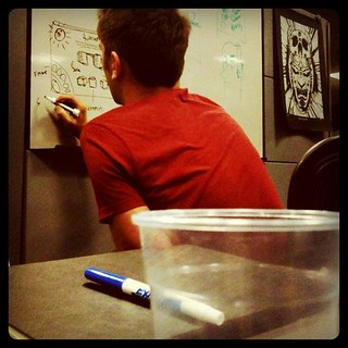 Whiteboard Wireframing | by dicksonyfong