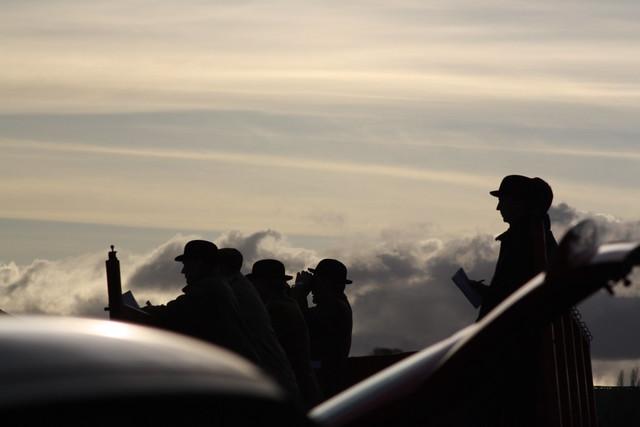 stewards enquiry! - Llanvapley P-2-P, Monmouthshire.