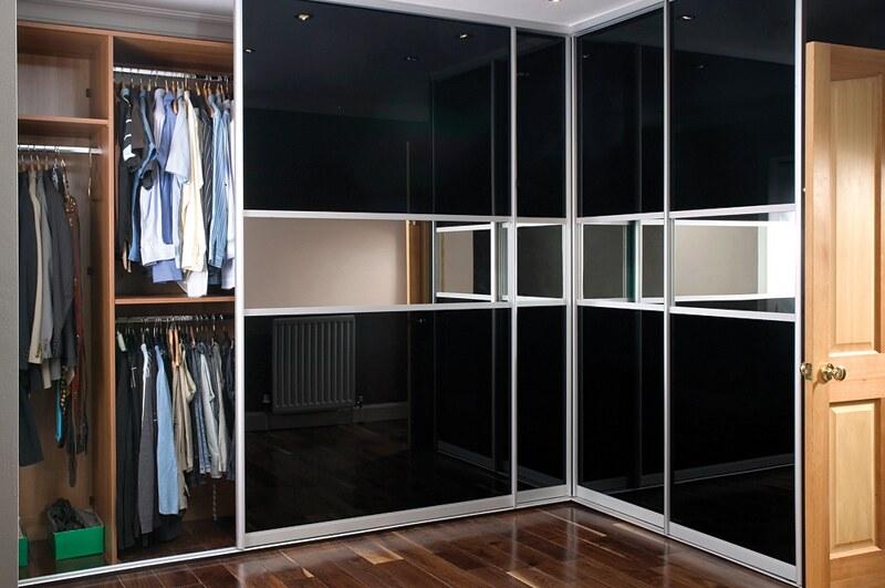 Sliderobes fitted sliding wardrobe