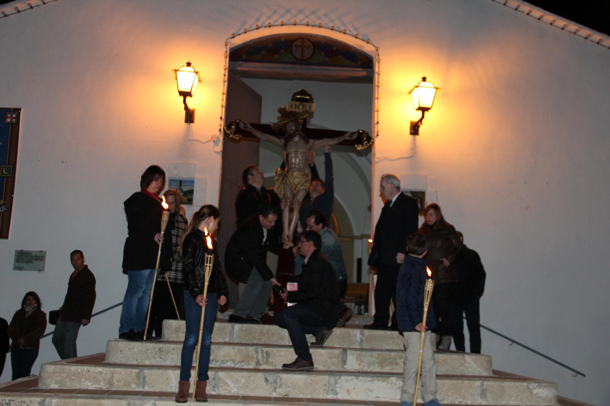 (2015-03-27) - VI Vía Crucis nocturno - Antonio José Verdú Navarro (05)