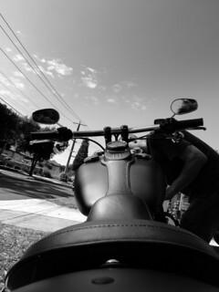 Harley davidson | by Corey Hollis Photography