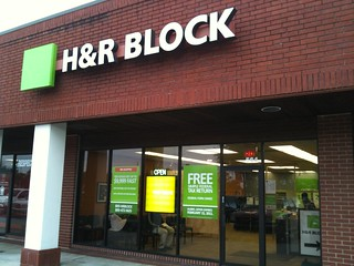 H&R Block | by socialwoodlands