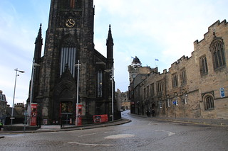The Royal Mile   by aussieontour