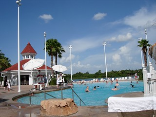Beach Pool at the Grand Floridian | by AmyMcHodges
