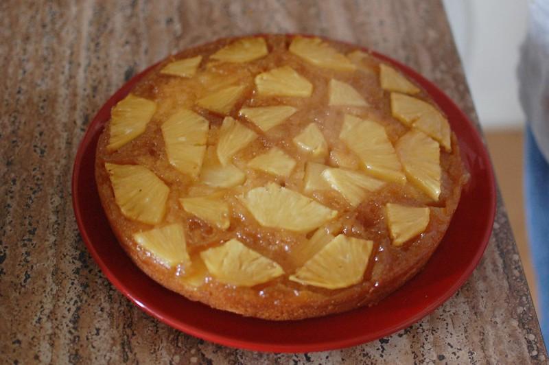 Pineapple Upside Cake