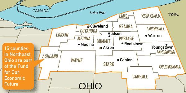 Ne Ohio Map Knight Foundation Flickr