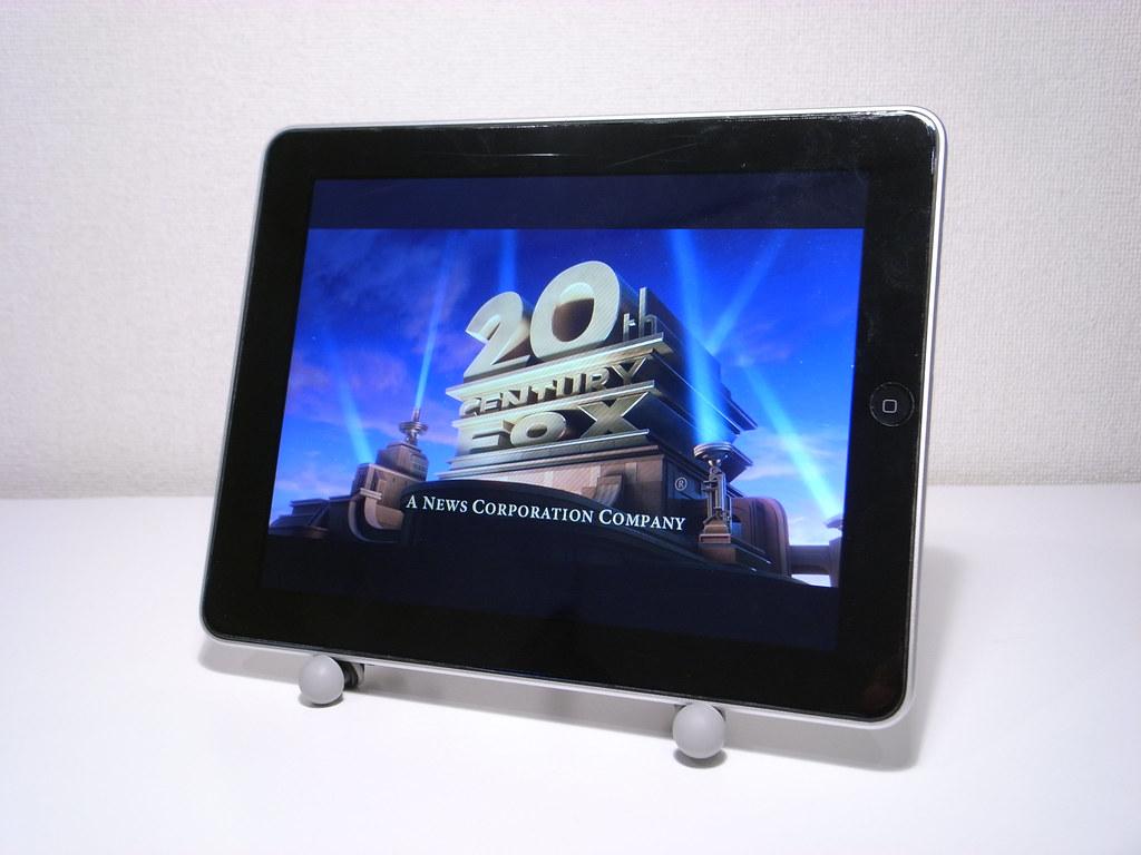 iPad + Gorillapod