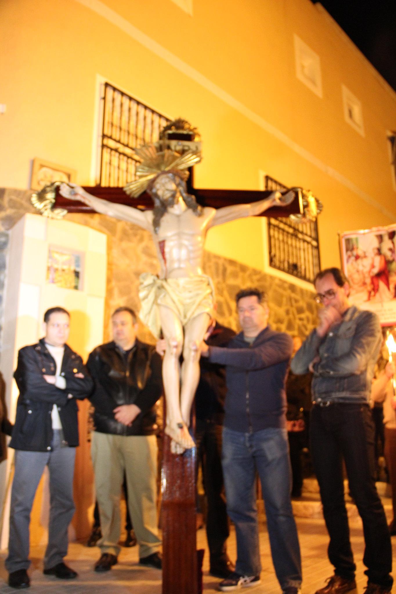 (2015-03-27) - VI Vía Crucis nocturno - Antonio José Verdú Navarro (09)