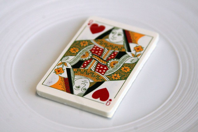 The Queen of Hearts, The Fat Duck
