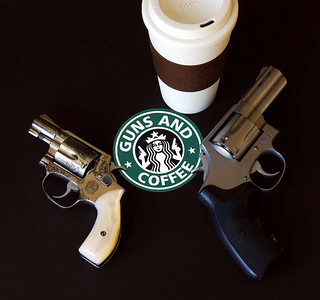 Guns and Coffee | So apparently this is a thing. I guess I ...