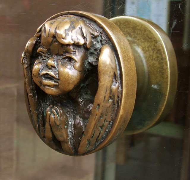 Door Handle, Coventry Cathedral